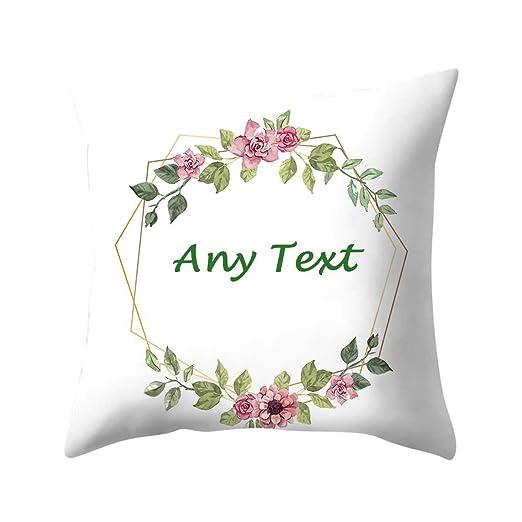 abgirls nombre modelo personalizado Funda de almohada ...