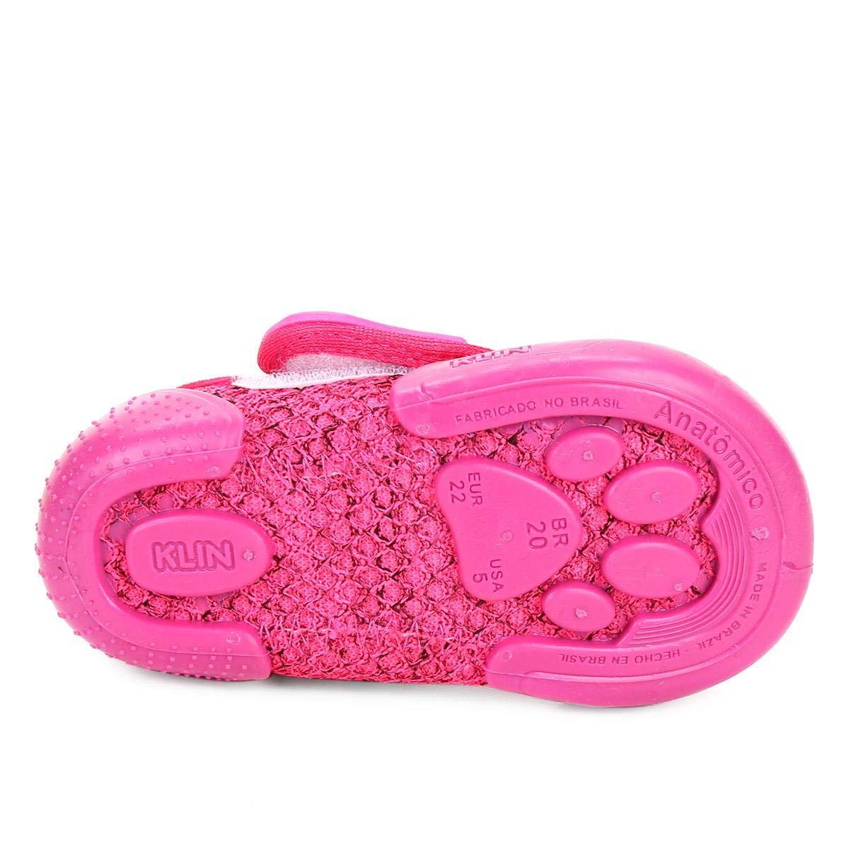 061c27f760 Tênis Infantil Klin New Confort Feminino  Amazon.com.br  Amazon Moda