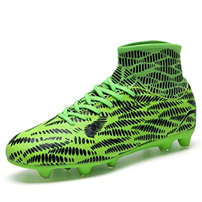 fb225c898a0 Dining C.R Assassin Messi High Upper Football Shoes Caliga for Men and  Women and Kids Student