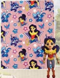 DC Super Heroes Girls Throw & Pillow Set by Northwest
