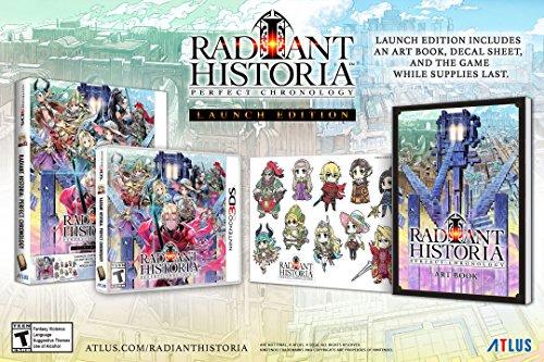 Radiant Historia Perfect Chronology   Nintendo 3Ds