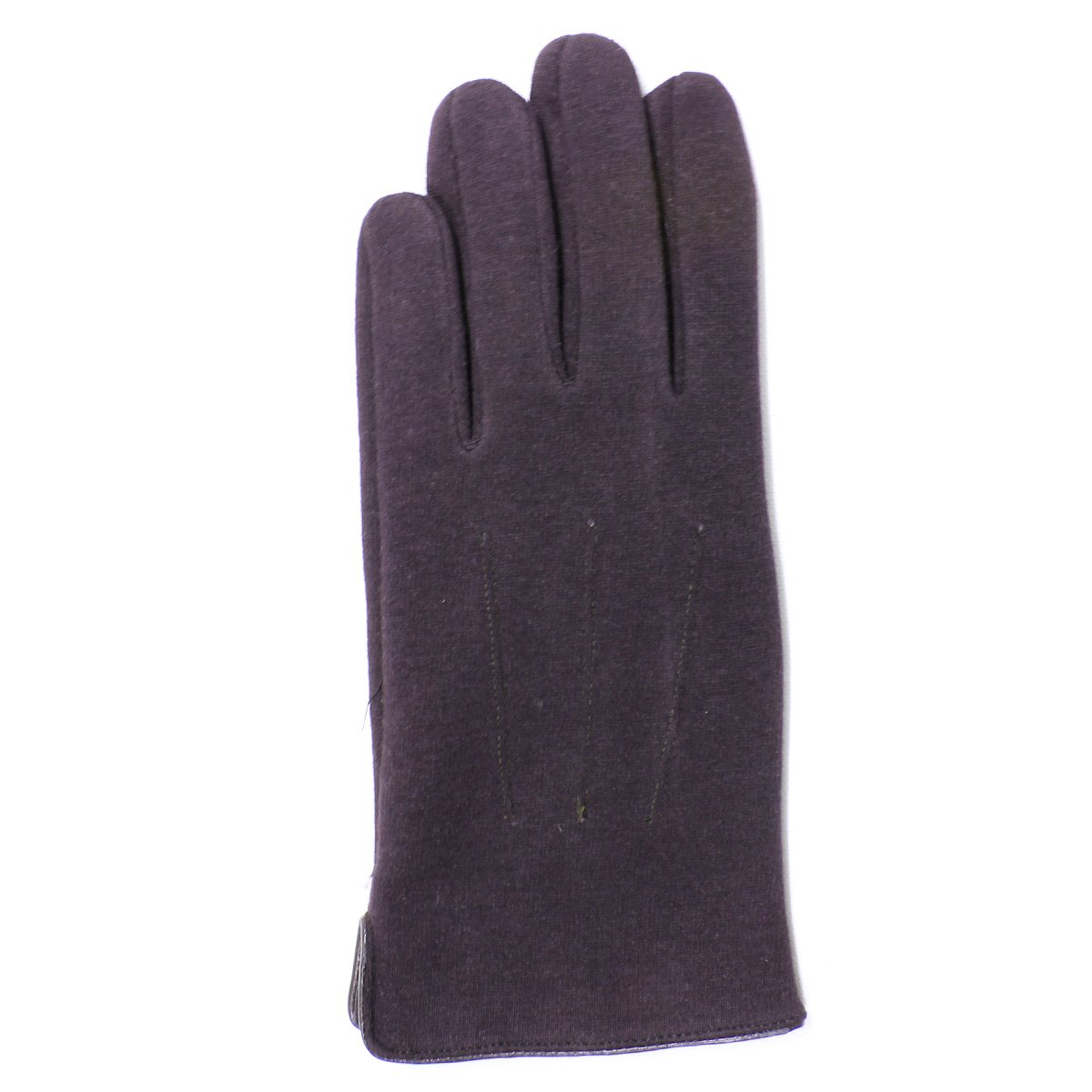 LL- Mens Warm Touch Screen Gloves for Smartphone Texting- Fleece Lined, Midweight (Large/XLarge, Brown)