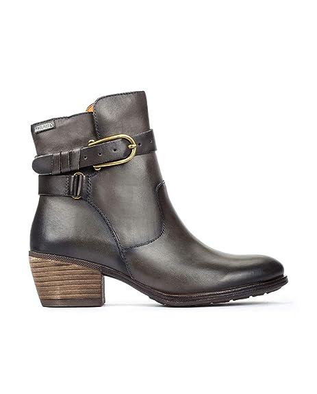 Pikolinos Baqueira W9m_i18, Botines para Mujer: Amazon.es: Zapatos y complementos