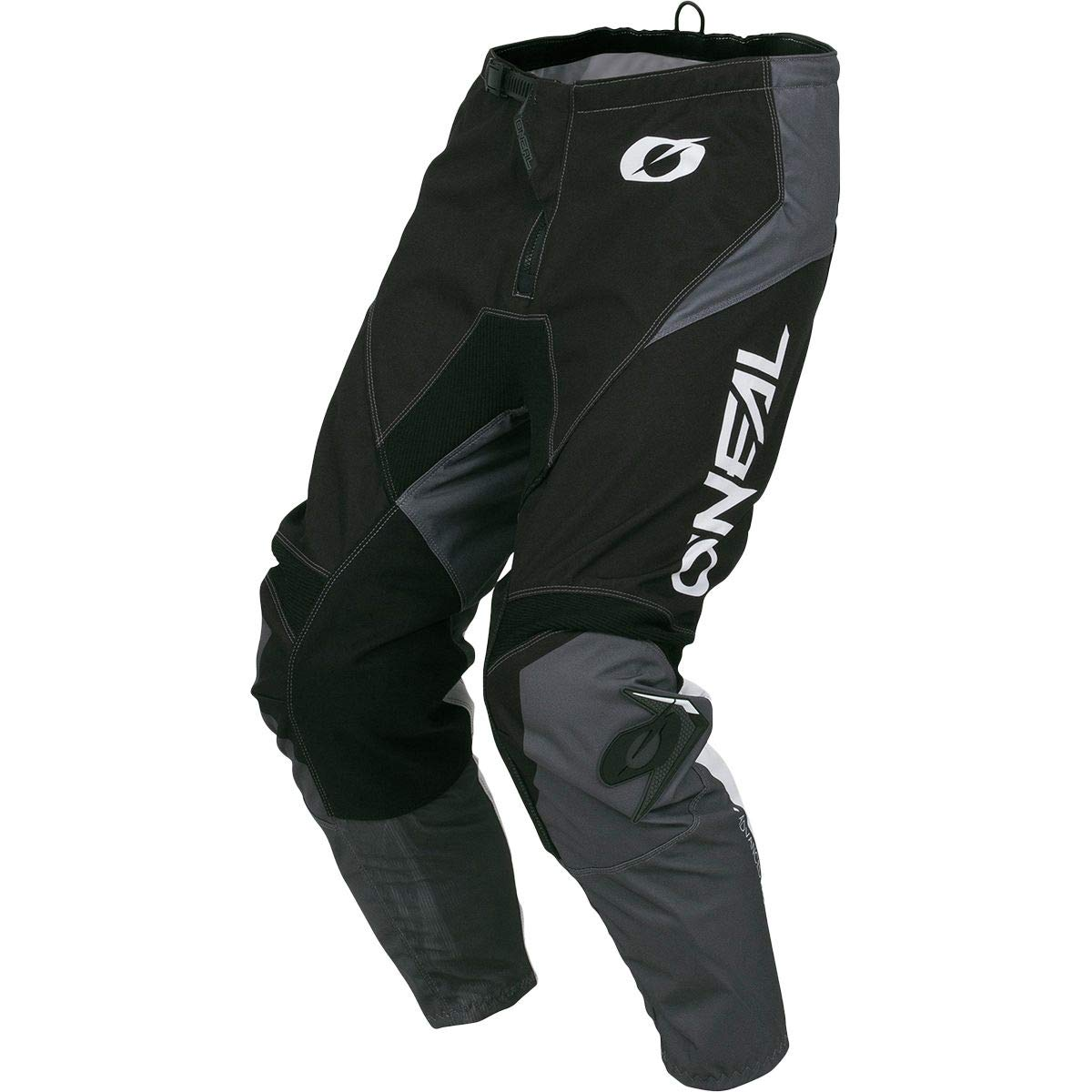 O'Neal Unisex-Child Element Racewear Youth Pant (Black, 12/14)