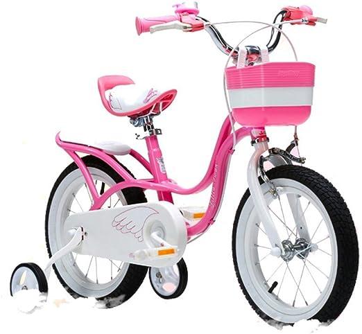Bicicletas Bicicletas para niños de 3 a 9 años de Edad, niña bebé ...