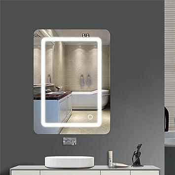 Gut bekannt Wefun 500 * 700 * 40mm Badspiegel mit Beleuchtung NI53