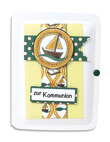 Juego de 3 tarjetas de felicitación, tarjeta de comunión ...