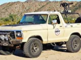 Ballistic Bronco: Machine Gun Install on a 1970 Ford Bronco