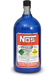 NOS 16169NOS Nitrous Bottle Racer Safety Blow-Off Adapter