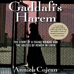 Gaddafi's Harem Audiobook