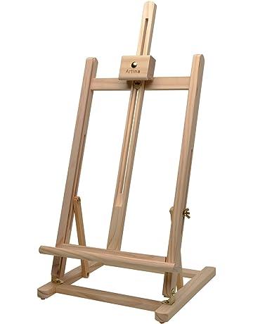 Artina Cavalletto pittura da tavolo per dipingere Sydney in legno massello  di pino - per uso 7e6fa5a7028d