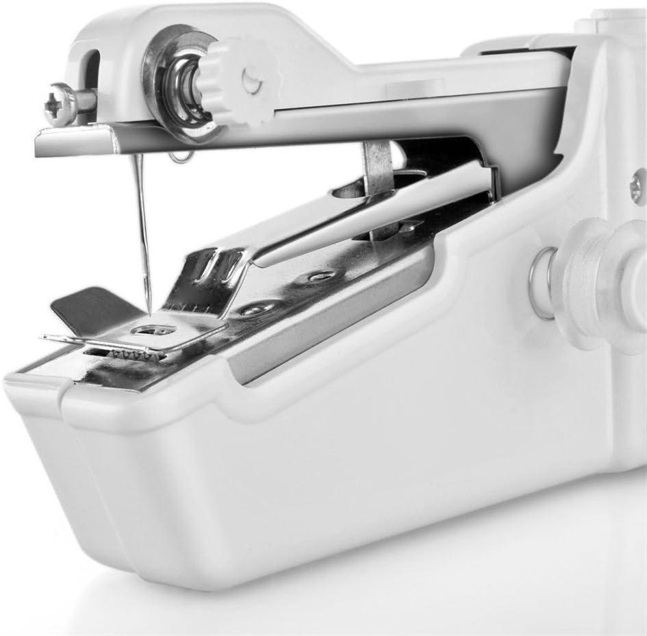 E-lishine Handy Stitch, mini máquina de coser eléctrica portátil ...