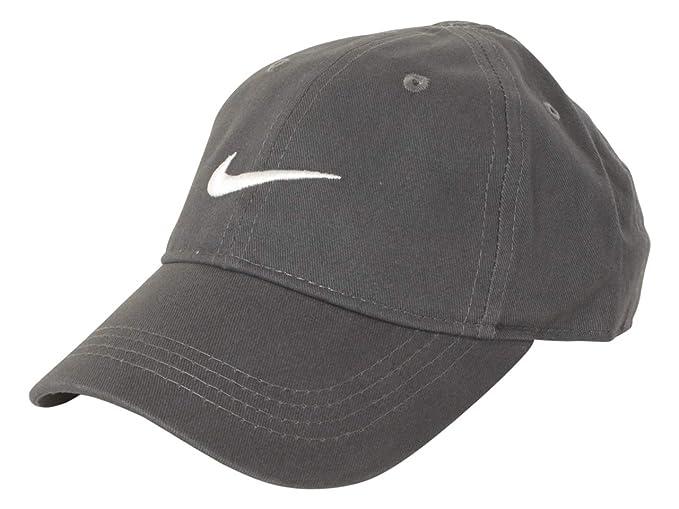 bda205d38 Nike Infant Boy's Embroidered Swoosh Logo Cotton Baseball Cap Sz: 12/24 M