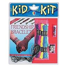 Hotshots Friendship Bracelets Kid Kit [With Jewelery Kit] (Usborne Kid Kits) by Usborne Books (1999-01-01)