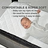 Waterproof Fitted Pack N Play Portable Mini Crib