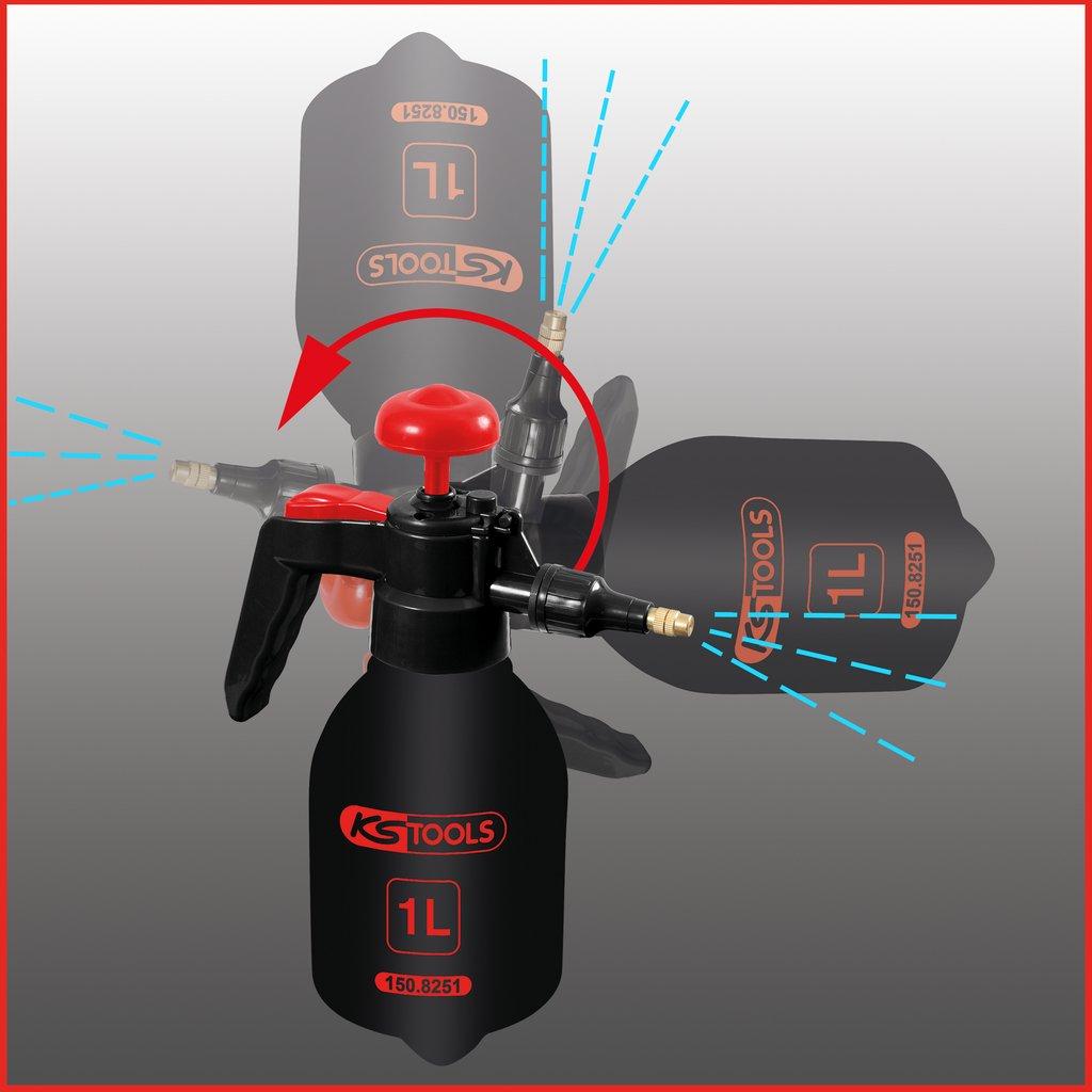 2/L KS Tools 1508252/pressione pompa atomizzatore