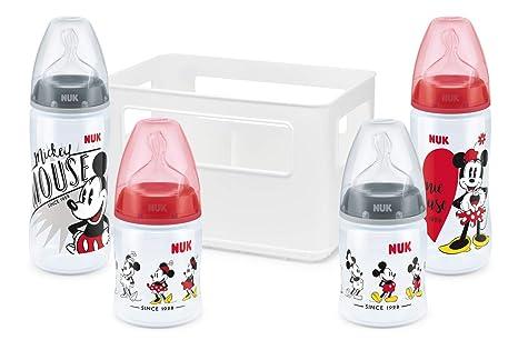NUK First Choice+ Disney Mickey Starter Set: Amazon.es ...