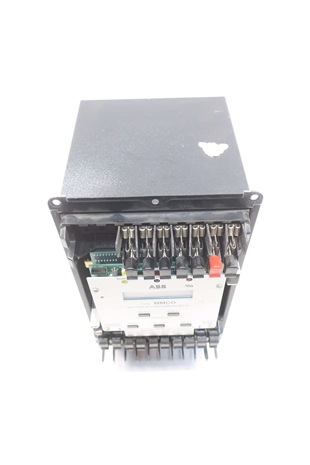 Abb Mmzz5z3gc1 Mmco Multiphase Overcurrent Relay 48 125v Dc 5a Amp D580827 Industrial Scientific