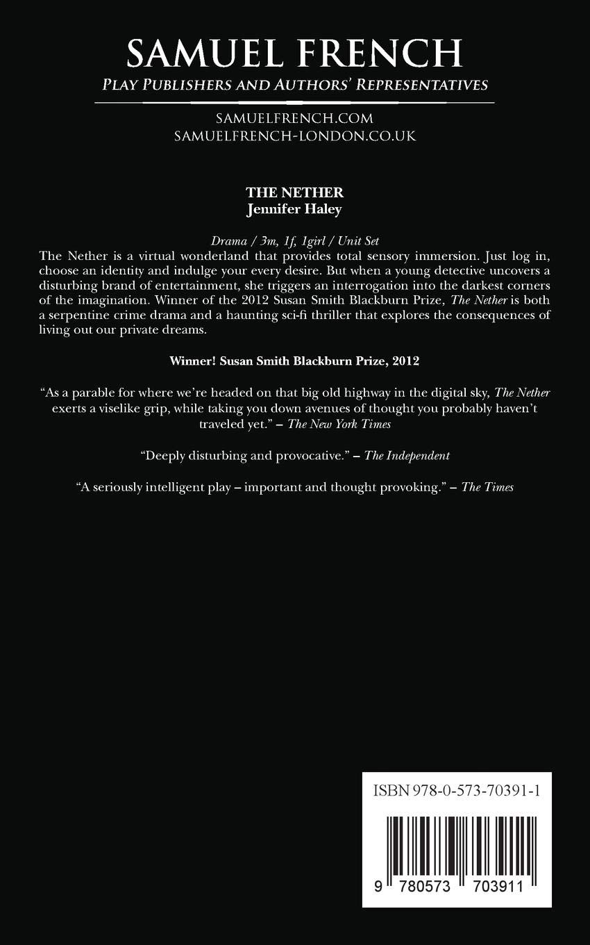 the nether play