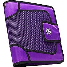 Case-it Case-It BKP-102 Laptop Backpack with Hide-Away Binder Holder (Renewed)