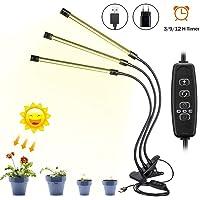 Calistouk Luz de crecimiento 30W LED Lámpara Bombillas