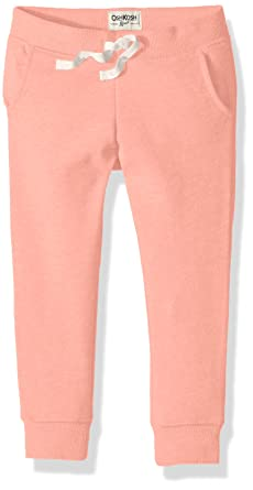 d3ca58840 Amazon.com: OshKosh B'Gosh Girls' Jogger Pants: Clothing