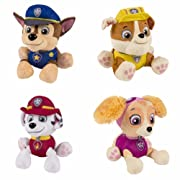 Paw Patrol Plush Pup Pals 4 Pack $22.40 Shipped @ Amazon Seller: magicT