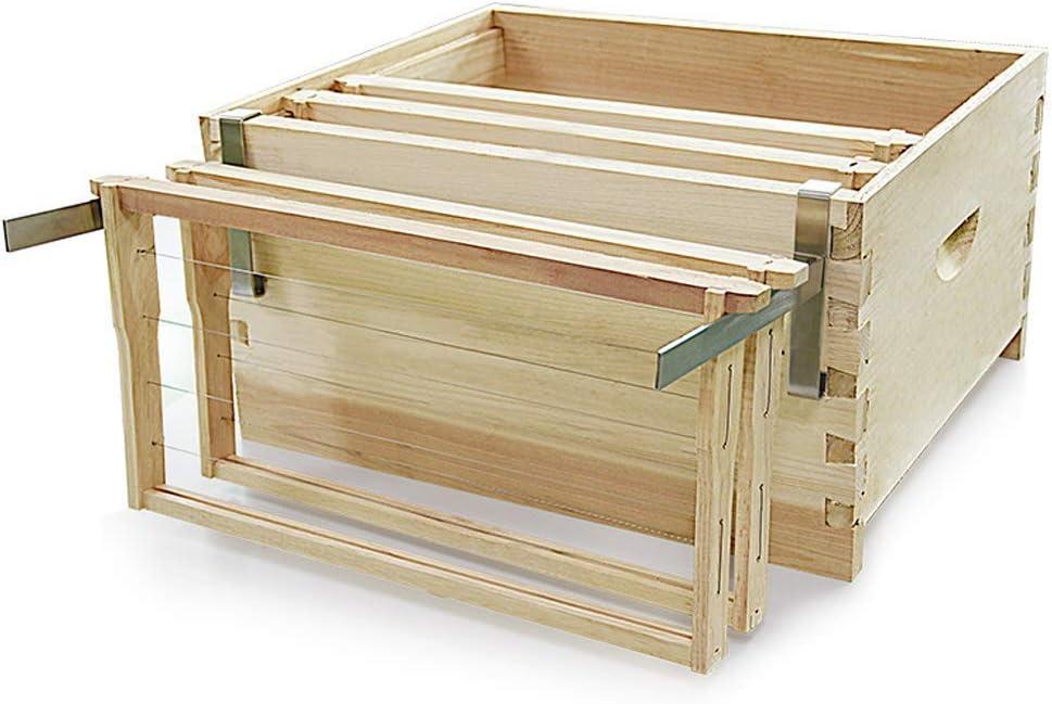 Homemust Porte-cadre en apiculture en acier inoxydable Outil pour lapiculture Accessoire dapiculture
