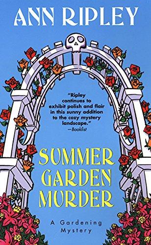Summer Garden Murder (A Gardening Mystery)