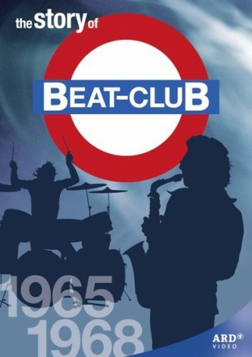 The Story Of Beat Club 1965 1968 8 Dvds Amazonde