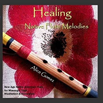 Healing Native Flute Melodies Native American Flute for Massage, Yoga, Spa,  Healing & Relaxation