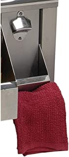 product image for Alfresco Bottle Opener With Towel Bar Accessory For 30-Inch Apron Sink - BO