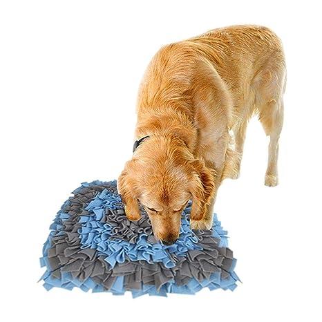 Manta de Entrenamiento para Mascotas Estera para Perros Snuff Snuff Dog Olor promueve el Juguete de