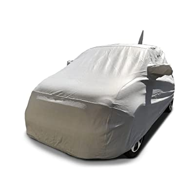 CarsCover Custom Fit Fiat 500 / 500C Car Cover for 5 Layer Heavy Duty Ultrashield: Automotive