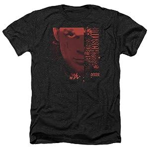Dexter Normal Mens Heather Shirt