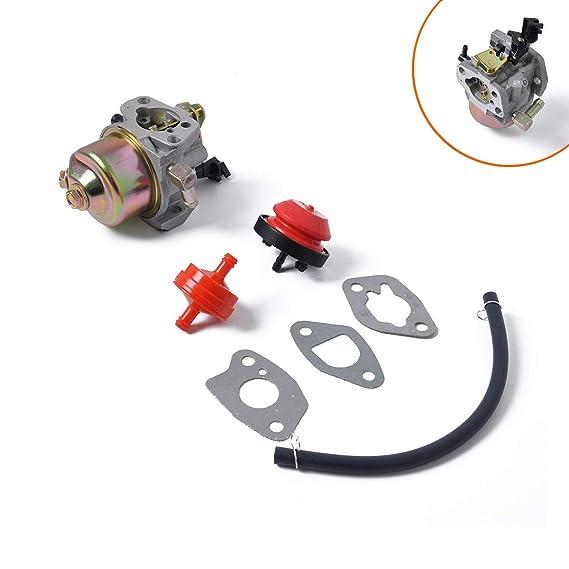 XIEWEICHAO Carburador/Cortacésped Carburador/Motor ...