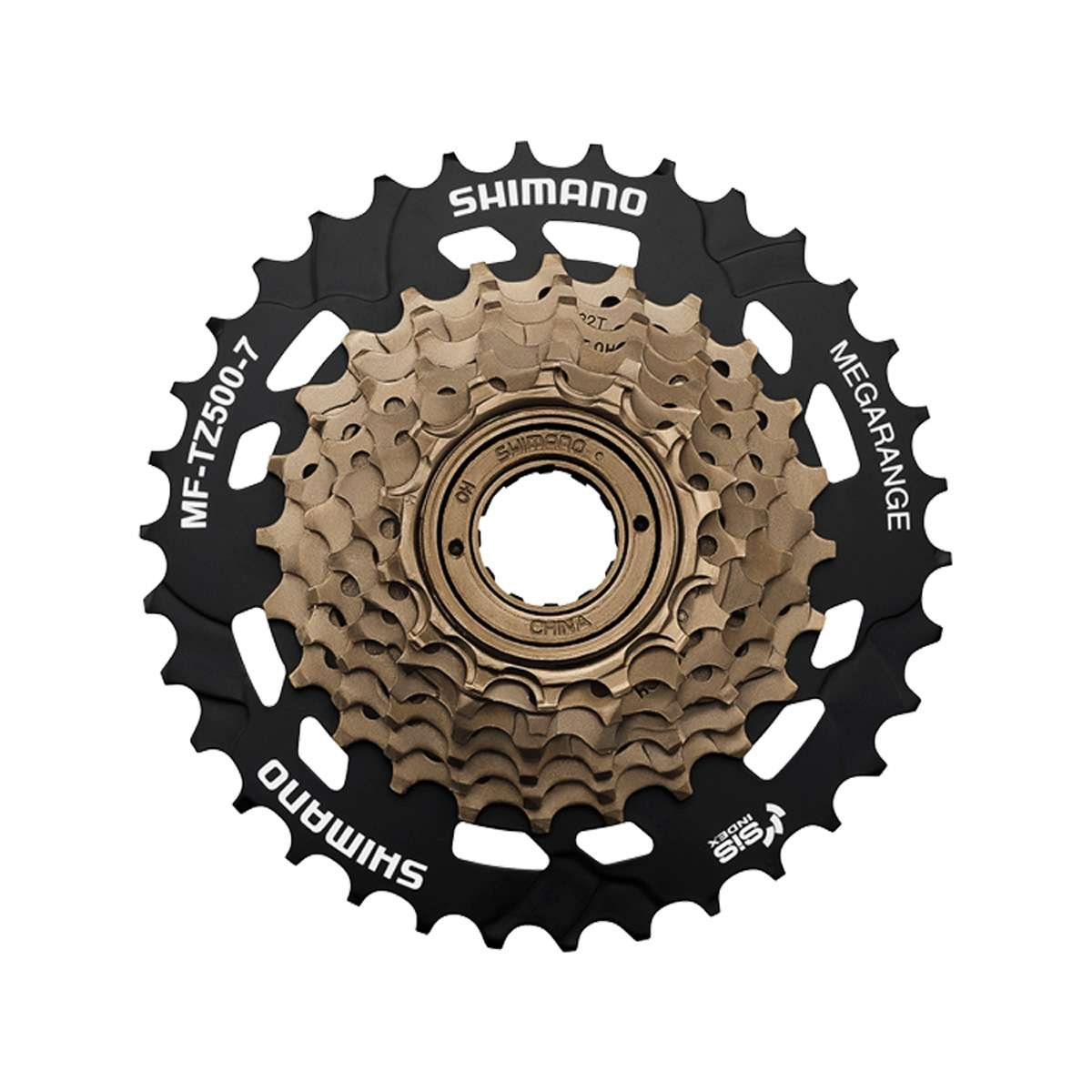 Shimano tz500 7-speed 14 – 34t Freewheel B074JGTWNL