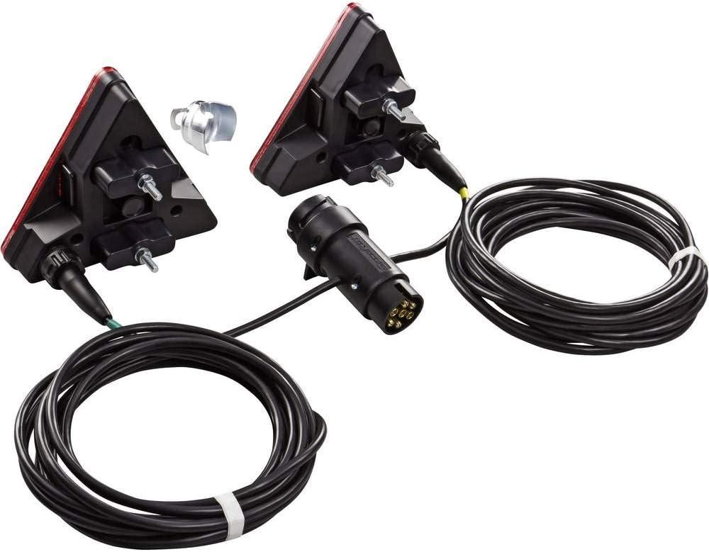Secorüt Beleuchtungssatz 7 13 Polig Blinker Reflektor Bremslicht Rückleuchte Nebelschlussleuchte Hinten Rechts Li Auto