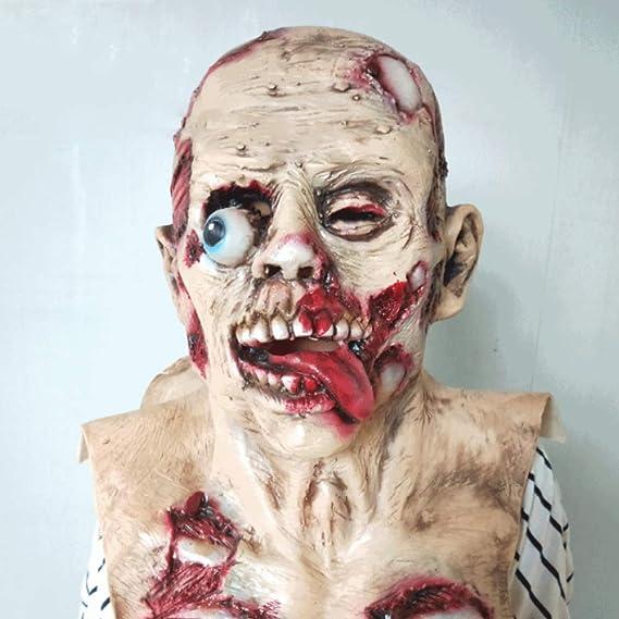 Halloween Maison Hantee Evasion De La Piece Masque D Horreur