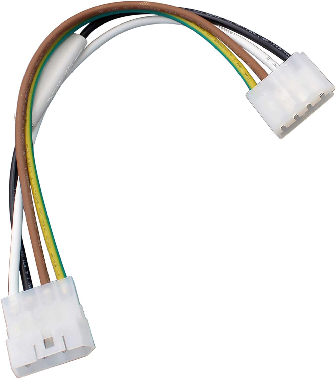 [SCHEMATICS_4FD]  Amazon.com: Supplying Demand 2187467 Ice Maker Wire Harness Fits 2187464 &  627840 For 2198597 Icemaker: Home Improvement | Ice Maker Wiring Harness |  | Amazon.com