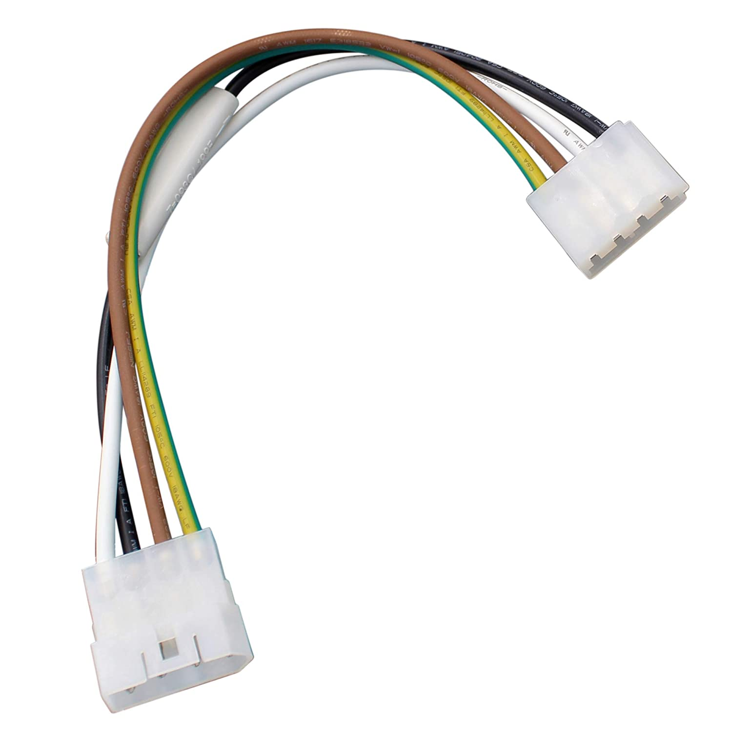 Supplying Demand 2187467 Ice Maker Wire Harness Compatible With Whirlpool Fits 2187464, 627840