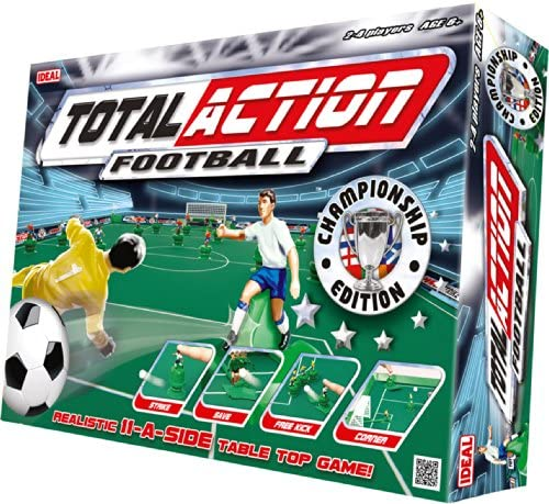 Toy Brokers 9360 Total Action Football - Juego de fútbol de Mesa ...