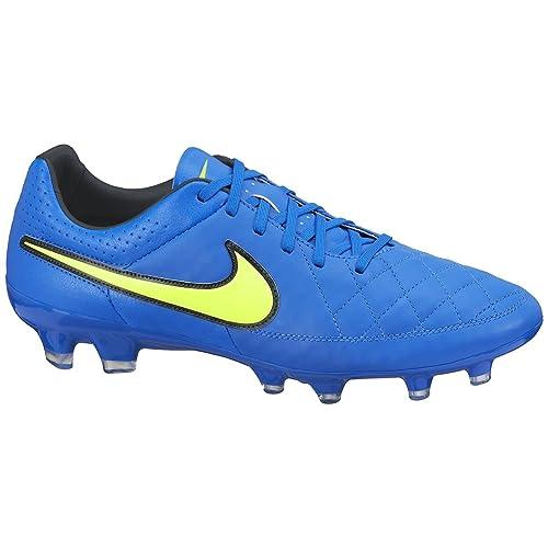 Nike Tiempo Legacy Fg Scarpe da calcio uomo, multicolore