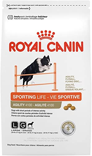 Royal Canin Lifestyle Health Nutrition Sporting Life Agility 4100 Dry Dog Food