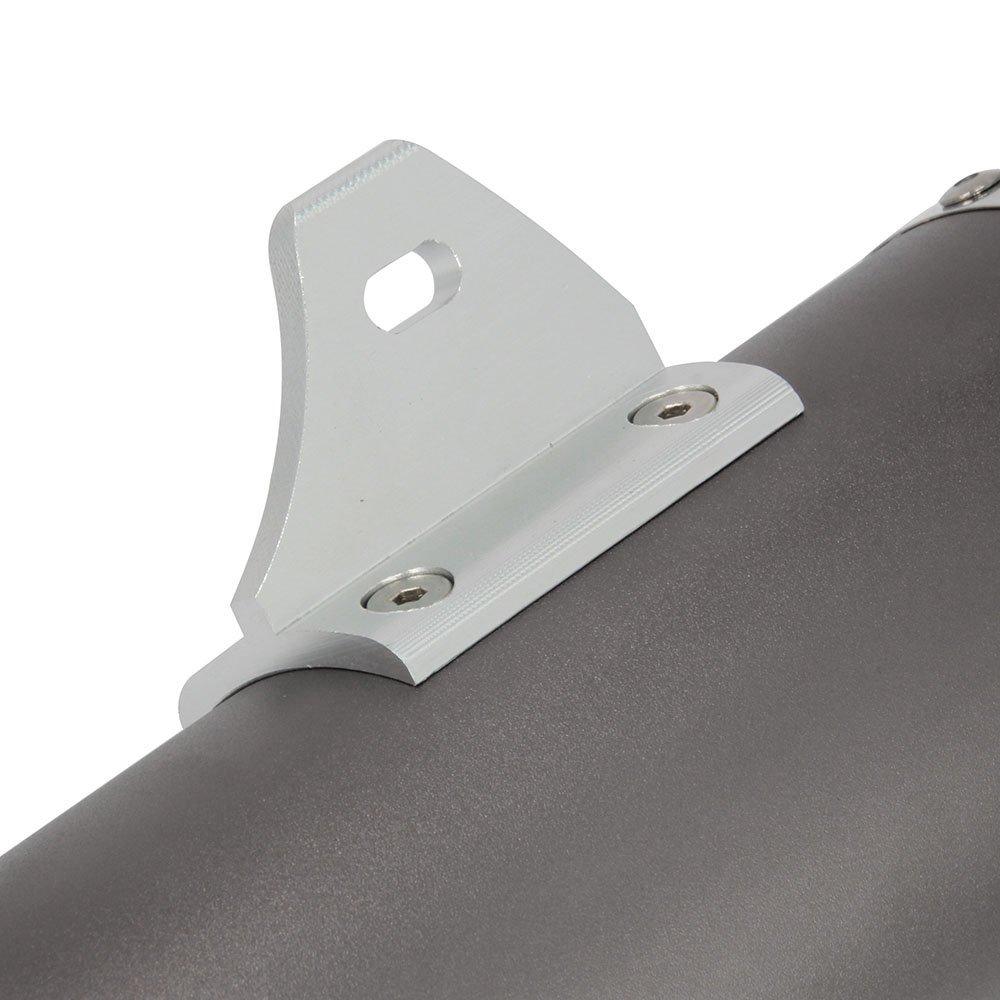 Titanium For Honda CRF150F CRF230F 2003-2013 Motorcycle Slip On Exhaust Muffler