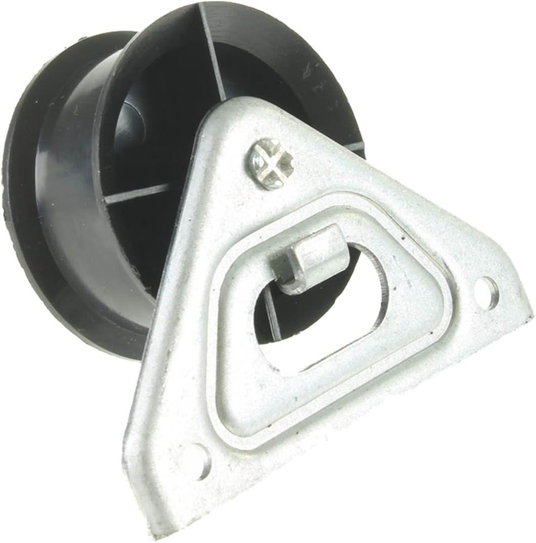 Spares2go correa de transmisión rodamiento rueda de polea para secadoras Indesit
