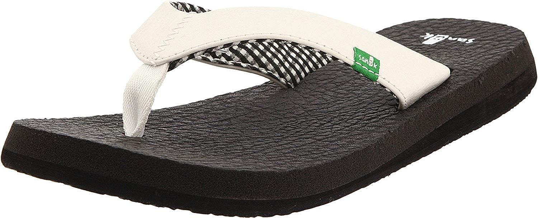 Sanuk Damens's Mat Yoga Mat Damens's Flip-Flop - 64b630