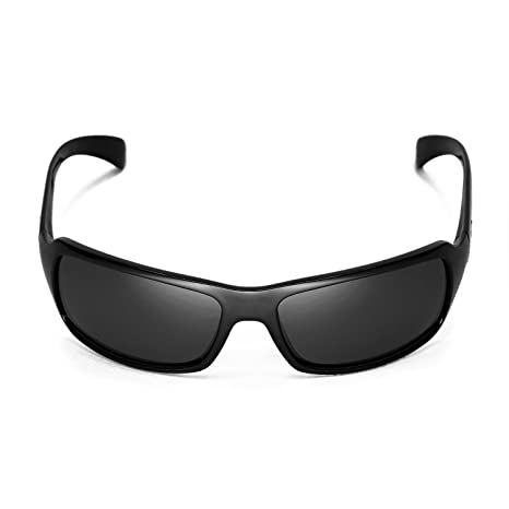 bce02e0087 Walleva Replacement Lenses for Ray-Ban RB4075 61mm Sunglasses - Multiple  Options Available(Black - Polirazed)