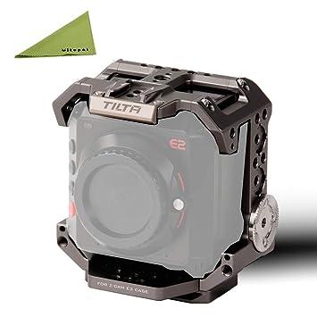 TILTA TA-T05-FCC-G Z - Jaula Completa para cámara Z-CAM, Color ...