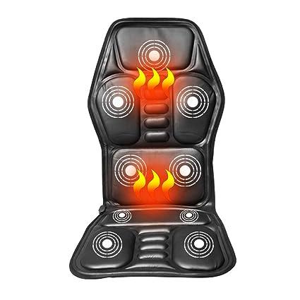 Amazon.com: HIXGB Shiatsu Cojín de masaje de calor, cojín de ...